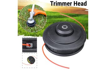 Universal Bump Feed Line String Trimmer Head Whipper Brush Cutter