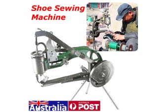 24'' Manual Sewing Shoe Making Machine Shoes Leather Repairs Equipment 60x45cm