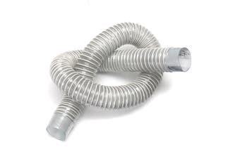 1.5m Length 55mm Inner Diameter Industrial Extractor Dust Collector Suction Tube Cleaner Hose Bellows Straws