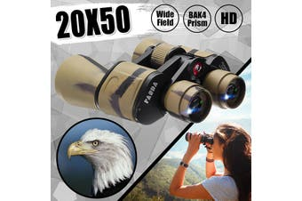 Binoculars 20X times Super ZOOM Binnoculars 20X50 Night Vision Binoculars Long distance camera, long distance camera, bird view camera