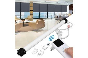 100-240V DIY Electric Roller Blind /Shade Tubular Shutter Motor + Remote @