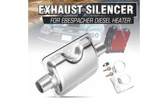 24mm Exhaust Pipe Silencer Muffler Clamps Bracket For Ebespacher Diesel Heater