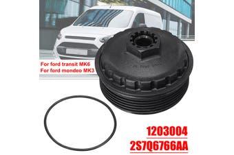 for FORD TRANSIT Mk6 2.0 2.4 TDCI TDDI 2000-2006 O IL FILTER COVER CAP BOWL 1203004