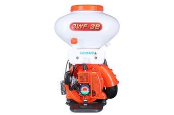 Agricultural Mist Duster Sprayer Gasoline Powered Knapsack 3WF18 Backpack Blower