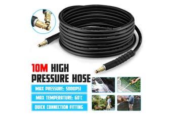 10 Meters High Pressure Washer Water Drain Cleaning Hose for Karcher K2 K3 K4 K5