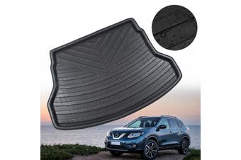 Rear Trunk Boot Liner Cargo Mat Floor Tray For Nissan X-Trail XTrail 14-18