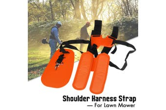 Durable Dual Shoulder Harness Strap Belt For Brush Cutter Grass Trimmer Strimmer