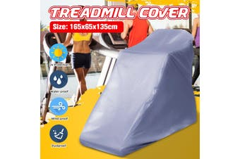 Treadmill Running Jogging Machine Waterproof Cover Sun Protection 165x65x135cm