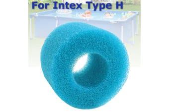 Reusable Washable Swimming Pool Filter Foam Sponge Cartridge For Intex Type H