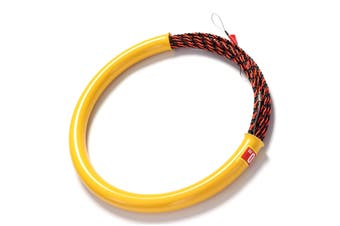 Electrician Threading Device 5mm Cable Wire Puller Rodder Conduit Snake Cable Installation Tool Fish Tape 30M Long