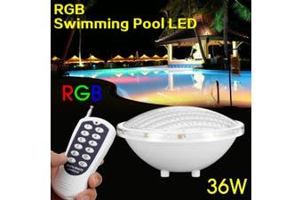 Par56 LED Swimming pool lights & Spa Light 12V AC/DC RGB + Remoter 24W 32W IP68