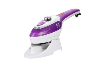 1000W Portable Handheld Electric Steam Iron Steamer Brush Laundry Clothes Travel