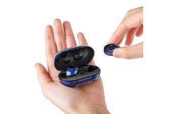 Blitzwolf BW-FYE5 Wireless bluetooth V5.0 Earphones Mini Earbuds Stereo Bass Earphone With Mini Charging Box