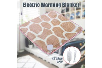 Soft Heated Winter Electric Warming Blanket Sofa Bed Sweetroom Knee