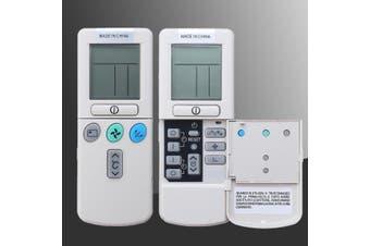Hitachi Replacement Air Conditioner Remote Control RAR-3U1, RAR-3U3, RAR-3U4 NEW no battery