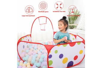 Ball Pool Game Tent Children Folding Indoor Toys Ocean Ball Toy Game House Baby Bobo Pool Kids Tent