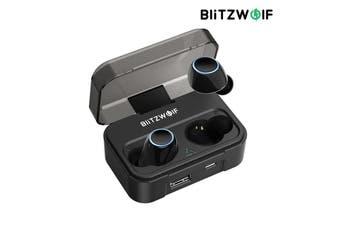 Blitzwolf BW-FYE3 True Wireless bluetooth 5.0 Earphone HiFi Bilateral Calls with 2600mAh Power Bank Case