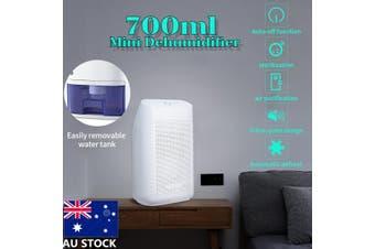 700ML New Mini Home Dehumidifier Office Car Air Dryer Purify Moisture Portable