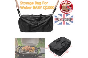 NEW BBQ Duffle Storage Bag for Weber BABY Q&Q1000 Series 91139 size 74*57*43cm