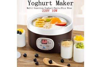 10W Mini Yoghurt Maker Full Automatic Natto Rice Wine Yoghurt Smart Machine 220V Yoghurt Maker Automatic / Rice Wine Machine