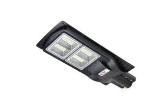 150W 240 LED 2835 SMD Solar Street Light Wall Lamp Motion Sensor Waterproof Light Control + Radar Sensor + Remote Control White Outdoor Garden
