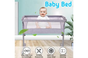 Baby Crib Cot Co Sleeping Sleeper Bassinet Bedside Bed Infant Side Newborn