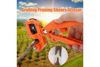 Profession Grafting Tools Pruning Shears Scissor Garden Farming Vaccination