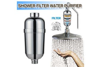 2019 Shower Filter Water Purifier Removes Chlorine and Fluoride Filtration