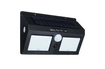 60LED Solar Power Motion Sensor Garden Security Lamp Outdoor Waterproof Light