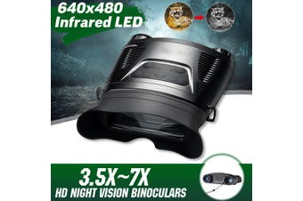 Hunting Optics Sight Binoculars Infrared Night Vision Digital Video HD Camera Photography