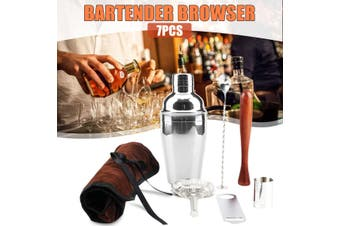 cocktail set Stainless Steel Cocktail Shaker Mixer Wine Shaker Bartender Drinks