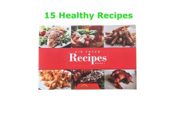 Air Fryer Cookbook Healthy Air Fryer Recipe Book Recipe Book With 15 Delicious Meals