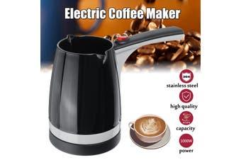 1000W Electric Espresso Coffee Maker Turkish Greek Percolator Moka Pot Machine