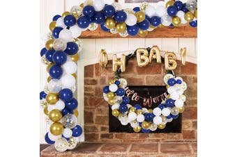 Balloon Garland Kit Arch For Birthday Wedding Party Girl Background Decorations