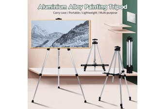 Aluminum alloy Artist Field Studio Painting Easel Tripod Display Stand Canvas