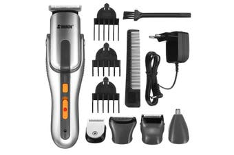 Professional Hair Trimmer 8 In 1 Hair Clipper Shaver Sets Electric Shaver Beard Trimmer Hair Cutting Machine
