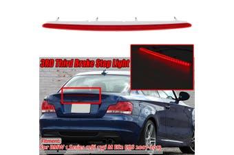 For BMW 1 Series 128i 135i M E82 E88 2007-2013 3rd Brake Roof Mount Center Light