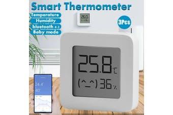 3Pcs Temperature bluetooth 4.2 Thermometer Wireless Smart Electric Digital Hygrometer