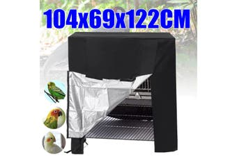 Waterproof Oxford Cloth Large Parrot Cage Cover Universal Good Night Bird Cage