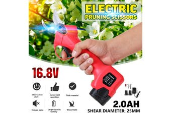 Branch Cutter Trimmer Electric Garden Pruning Shears Pruner Sciss0rs Tools 45mm