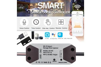 Smart WiFi Switch Garage Door Opener Remote Controller for Alexa Google Home