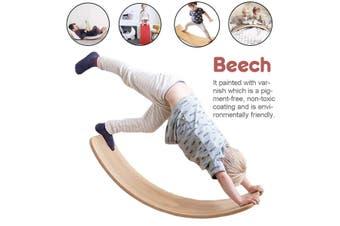 Kids Balance Board Wobble Wooden