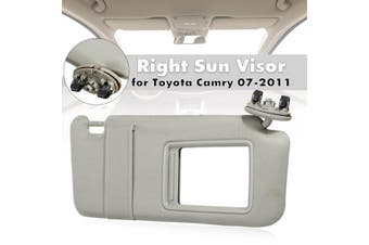 Sun Visor Shield Cover Front Right Passenger Side For Toyota Camry 2007-2011 74310-06750-E0