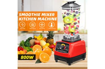 220v Portable 800W Personal Blender Smoothie Mixer Kitchen Shakes Machine Tool