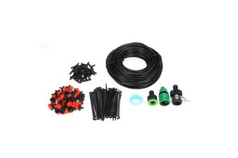 25M Automatic Micro Irrigation System Water Spray Garden Watering Hose