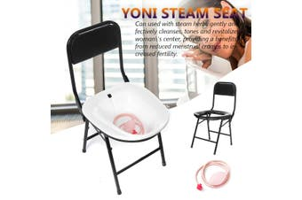 Yoni Steam Seat Stool Herbal Sitz Bath Bowl Female Bidet Toilet Chair