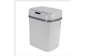 smart Garbage & Recycling Bins Home Automatic Smart Motion Sensor Dustbin Waste Bin 12L Touchless Trashcan