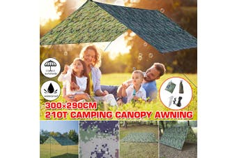 Waterproof Sun Shade Sail Garden Patio Awning Canopy Camping UV Block 30×29cm