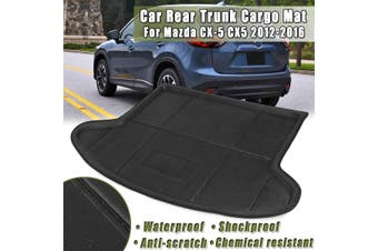 Waterproof Rear Trunk Cargo Boot Liner Tray Mat Protector For Mazda CX-5 CX5 New