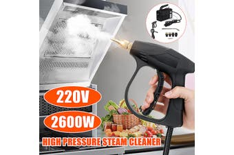 2600W High Pressure Steam Cleaner Automatic Cleaning Machine Home Handheld Kit
